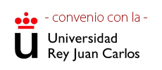 Universidad Rey Juan Carlos convenio with Dark Hood